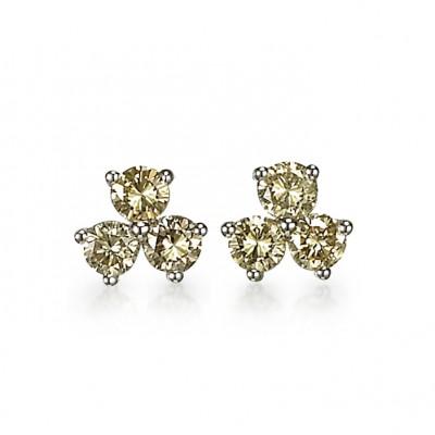 """""""Dandelionette"""" Earrings"""