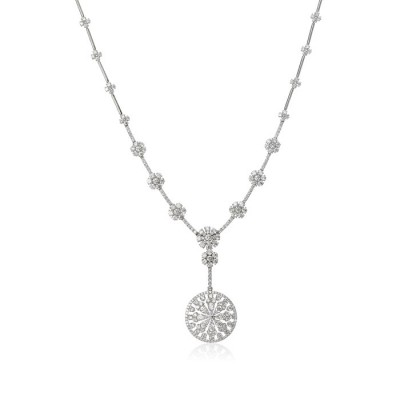 """La Scala"" Diamond Necklace"