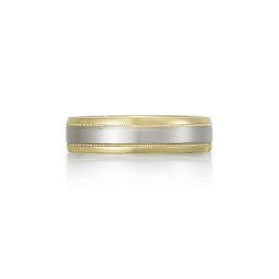 Platinum & Gold Band