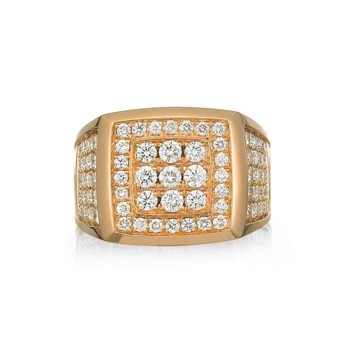 """""""Apollo"""" Men's Diamond Ring"""