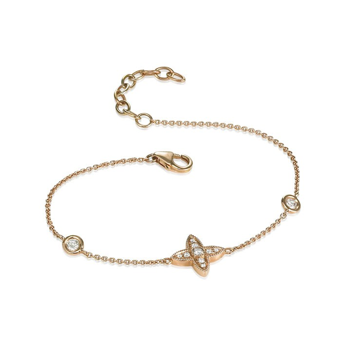 """Geneva"" Diamond Bracelet"