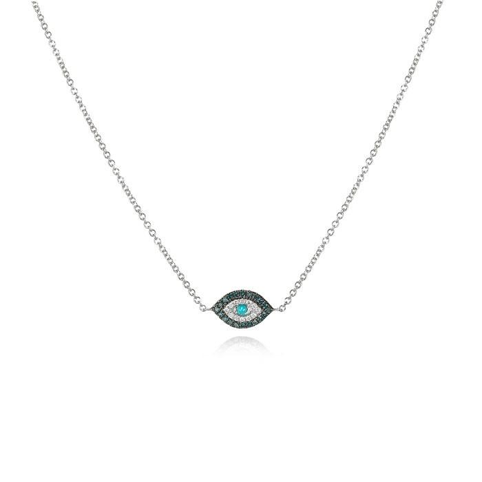 """""""Cleo"""" Lucky Eye Bracelet"""