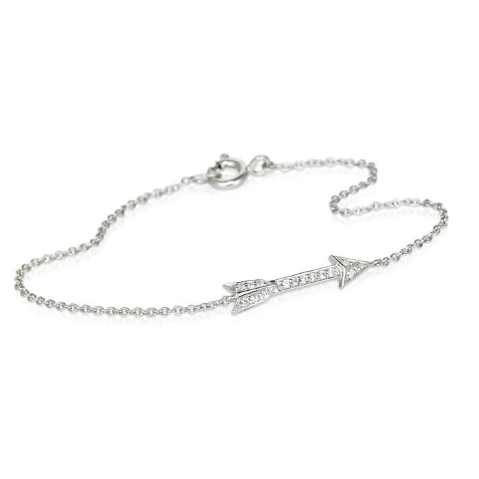"""Cupid's Arrow"" Bracelet"