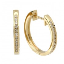 """Arrondissement"" Hoop Earrings"