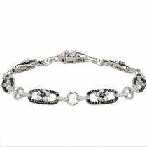 """Shades of Gray"" Bracelet"
