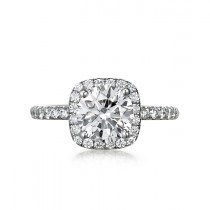 """La Dauphine"" Engagement Ring"