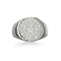"""Argus"" Men's Diamond Ring"