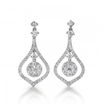"""Circacienta"" Diamond Earrings"