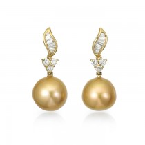 """Arevia"" Pearl Earrings"